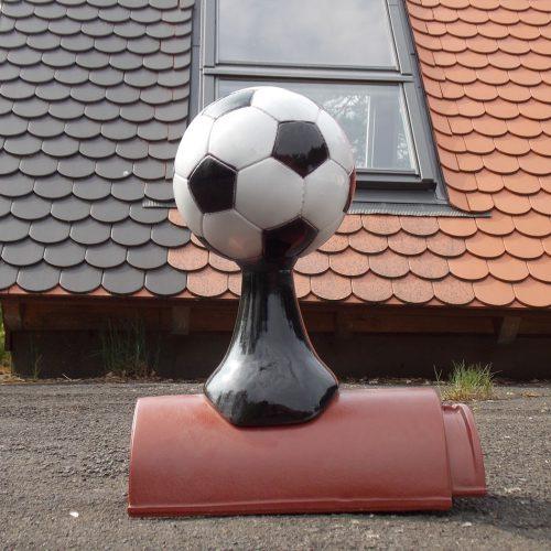 DachschmuckFussball